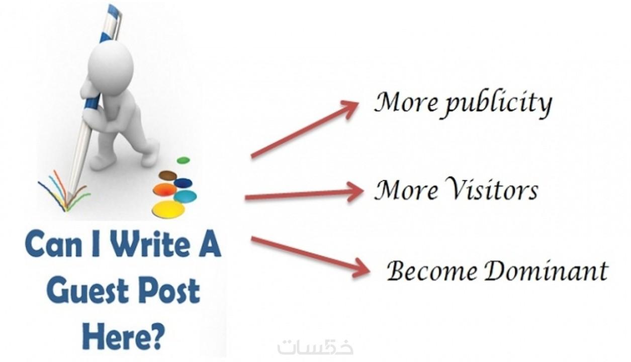 نشر مقال ترويجى لموقعك او منتجك فى 100 منتدى عربى يدوى