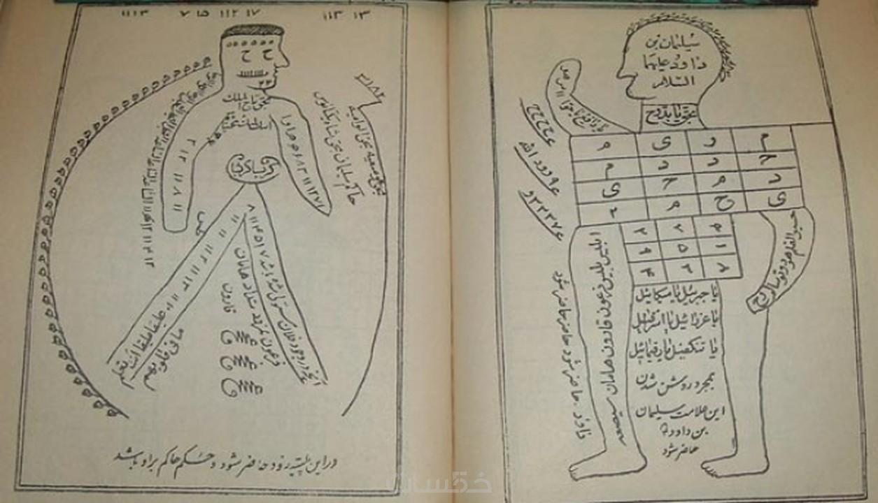كتاب شمس المعارف الكبرى الاصلى نسخة كاملة pdf