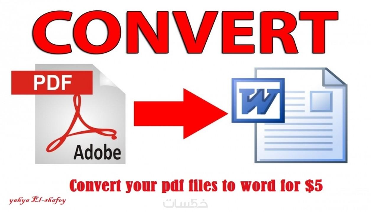 كيف اجعل ملف pdf غير قابل للنسخ