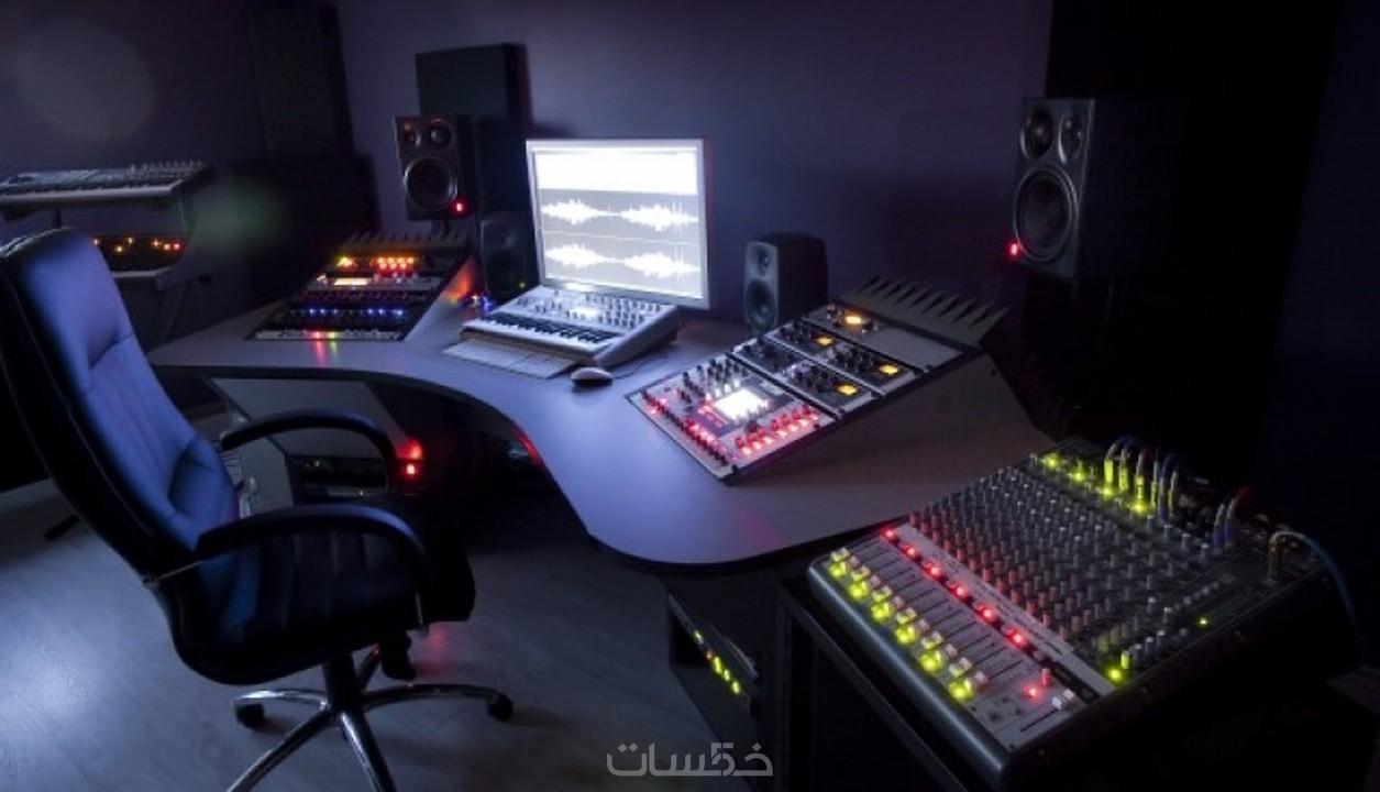 تعريف الهندسة الصوتية و مراحل الإنتاج الصوتي
