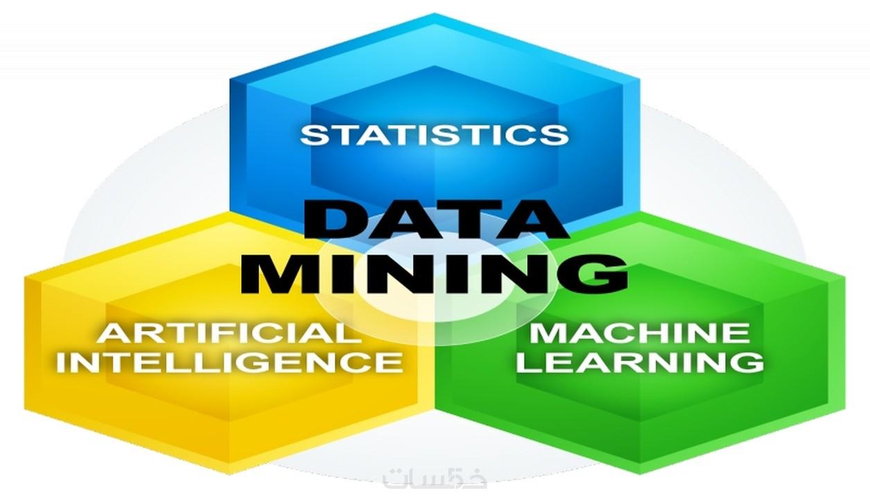 شرح إحدى خوارزميات ال Data Mining خمسات